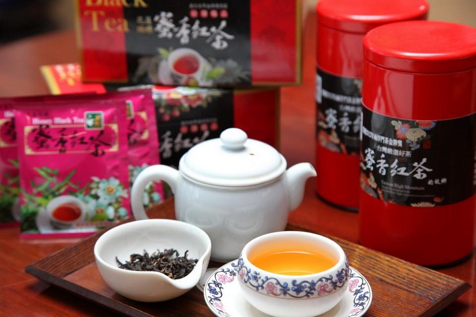 新鶴蜜香紅茶